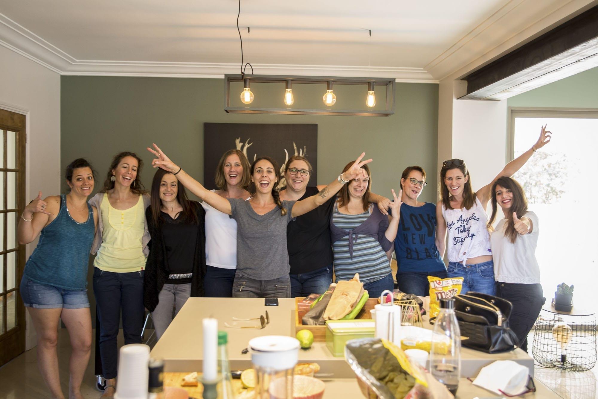 Reportage anniversaire pour les 30 ans de Chloé avec toutes ses copines