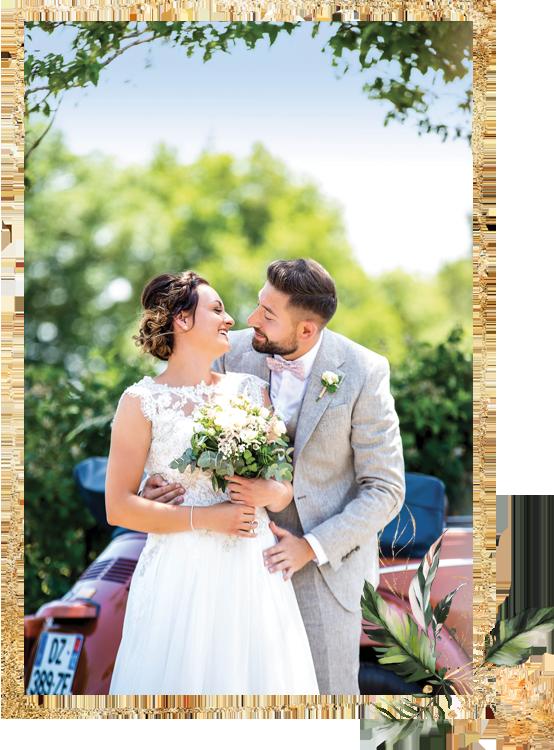 photographie de mariage en Aveyron Studio End