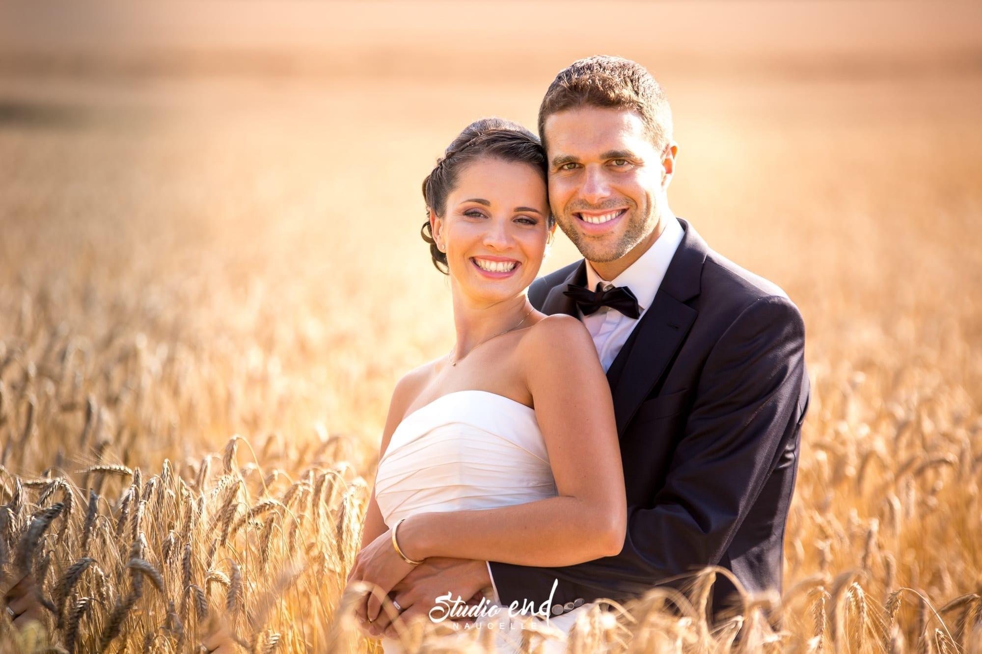 Photo de mariage en Aveyron Photo de couple