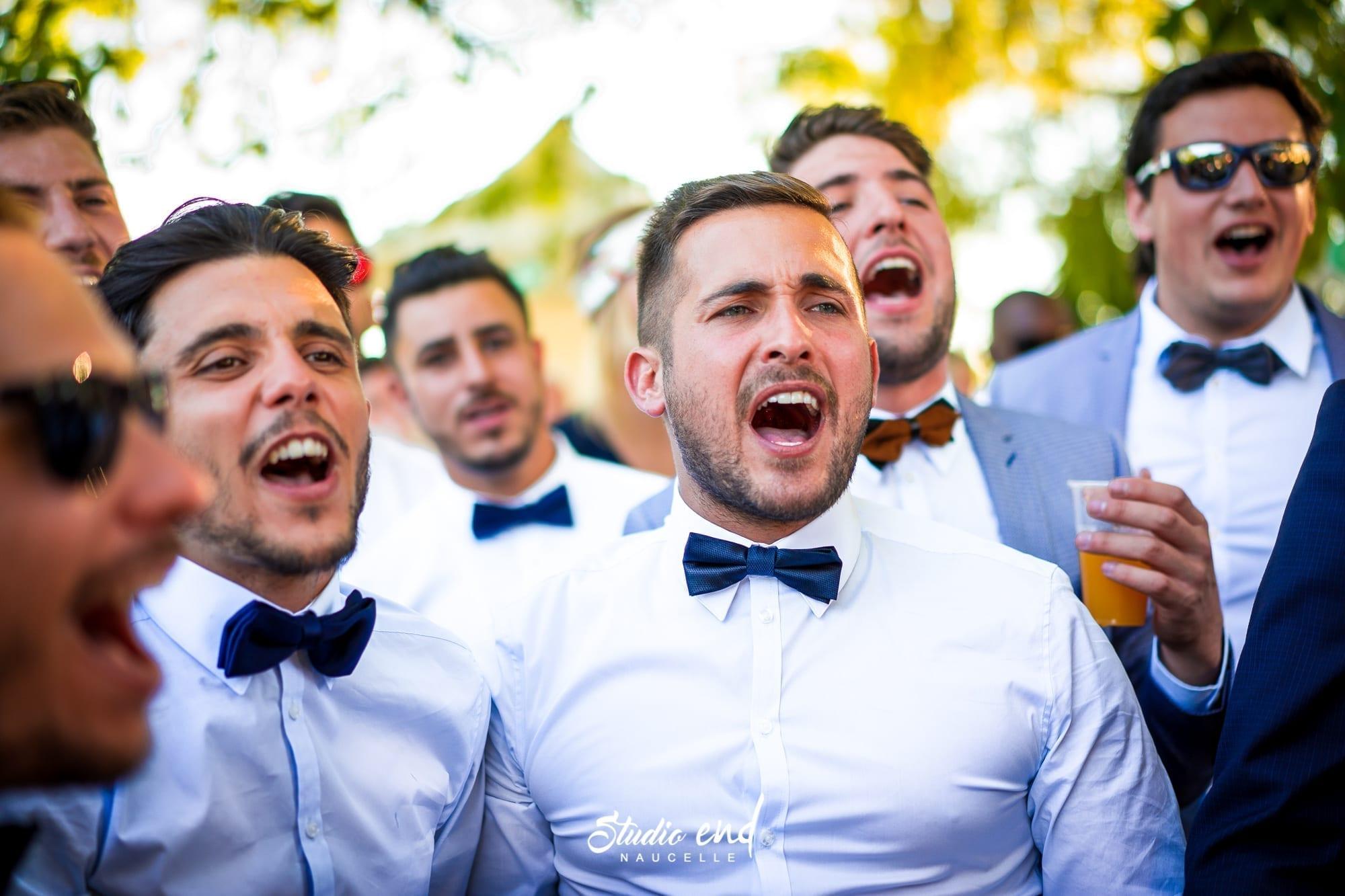 Photo de mariage dans le Tarn Reportage mariage Photo de vin d'honneur