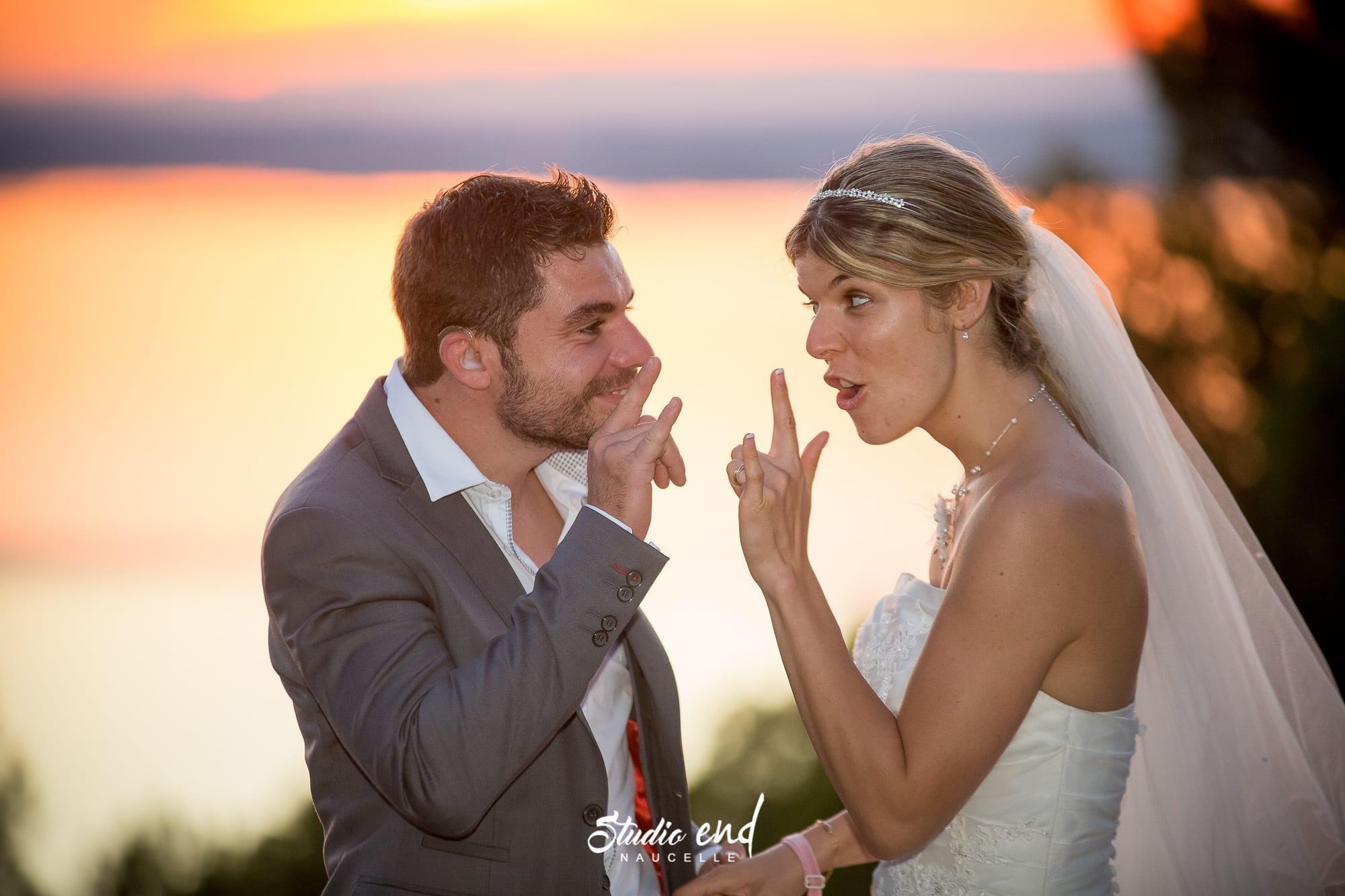 Mariage dans le Sud Aveyron photographe évènement Studio End