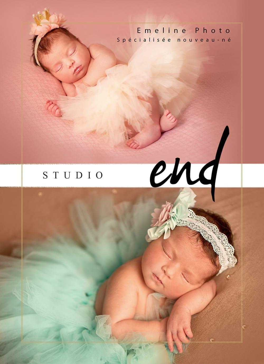 Photo de nouveau né, bébé Studio END Naucelle en Aveyron