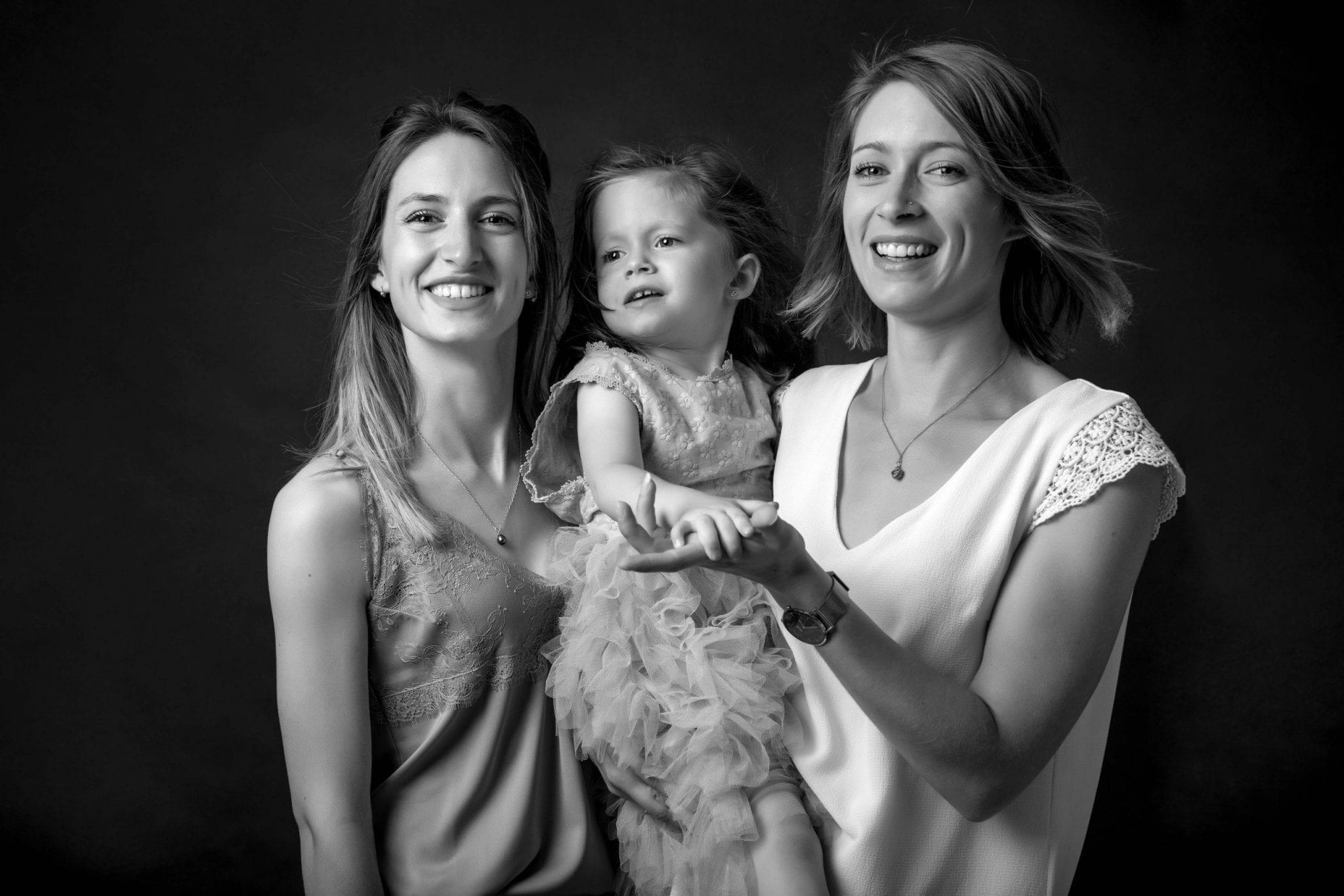 Studio END Naucelle en Aveyron Photo de famille
