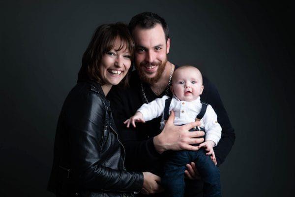 Séance Photos de Famille