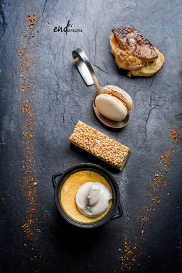 Photographie culinaire réalisée en Aveyron By Studio END