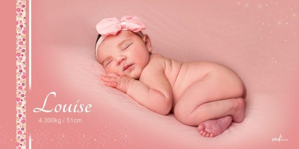 Photographe de bébé à Rodez - Louise By Studio END