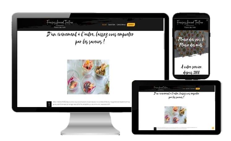 Site Internet, Site vitrine, créations de site Internet en Aveyron. STUDIO END®