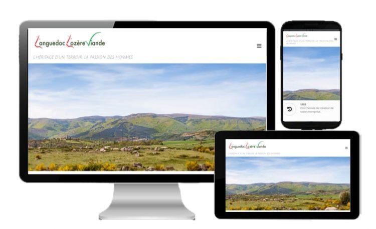 Site internet adaptatif pour les entreprises