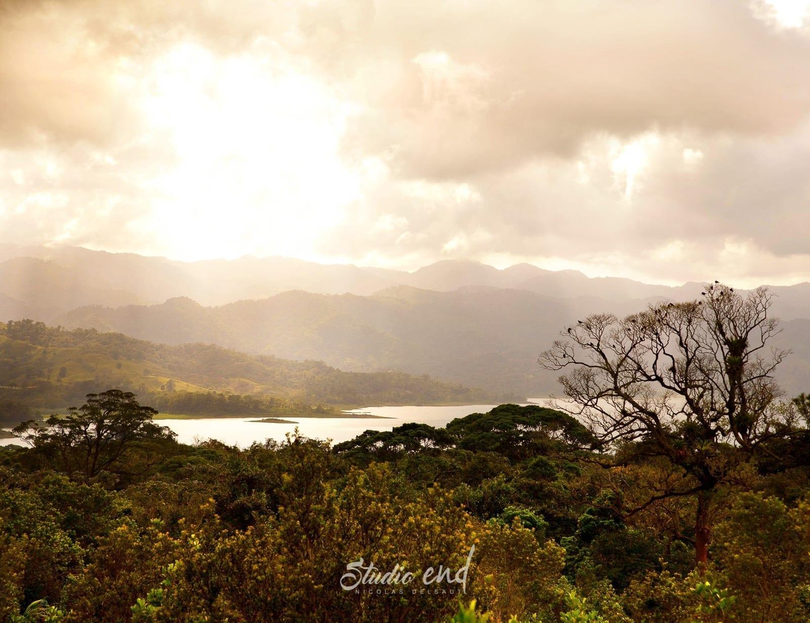 Photographie et reportage de voyage vue tropicale Costa Rica Nicolas Delsaut