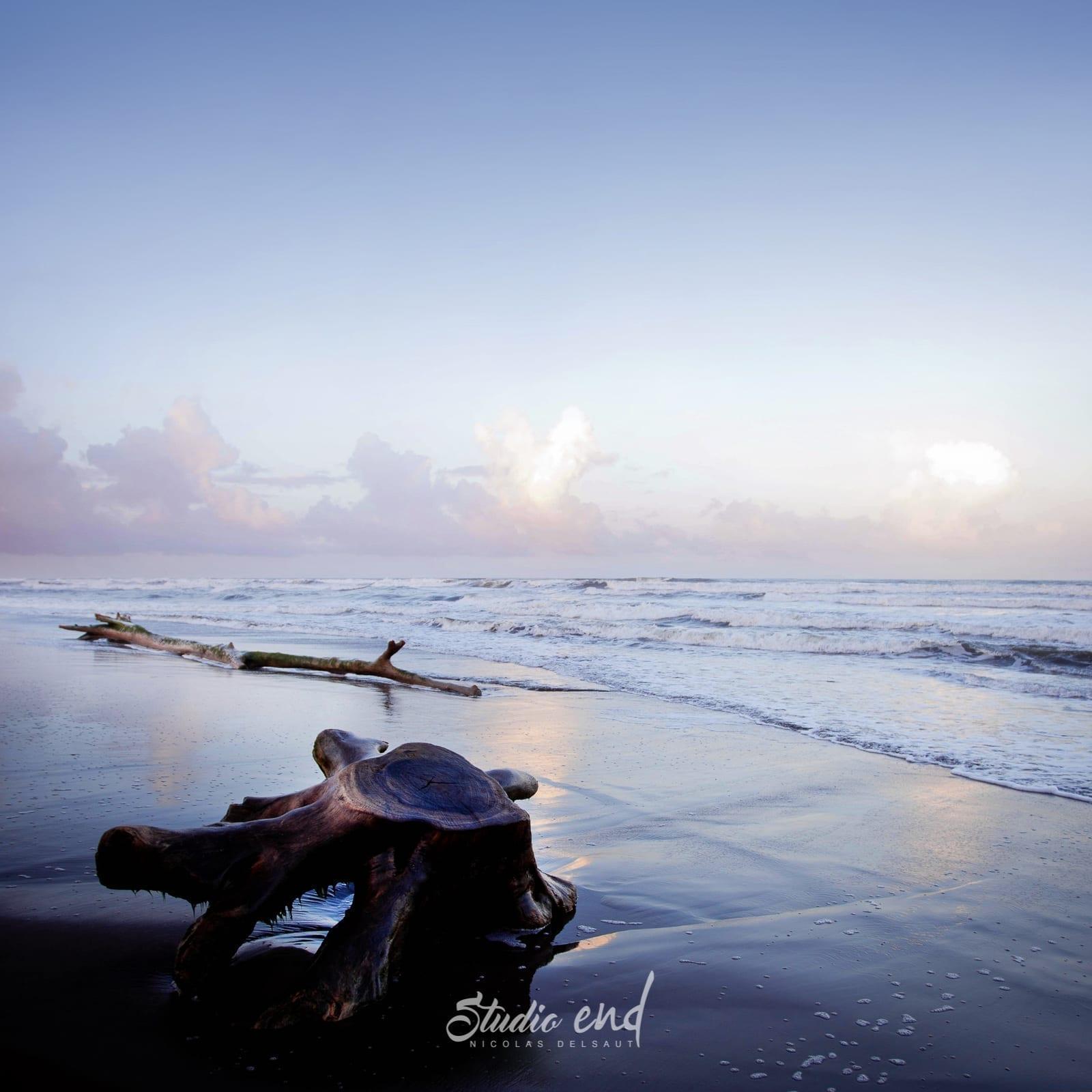 Photographie et reportage de voyage plage Costa Rica Nicolas Delsaut