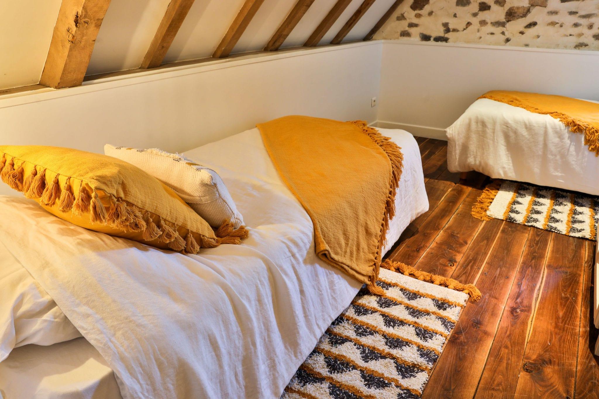 Photographe Albi - Chambres dans un gite au domaine de la Broutie - Aveyron 2020 Studio End