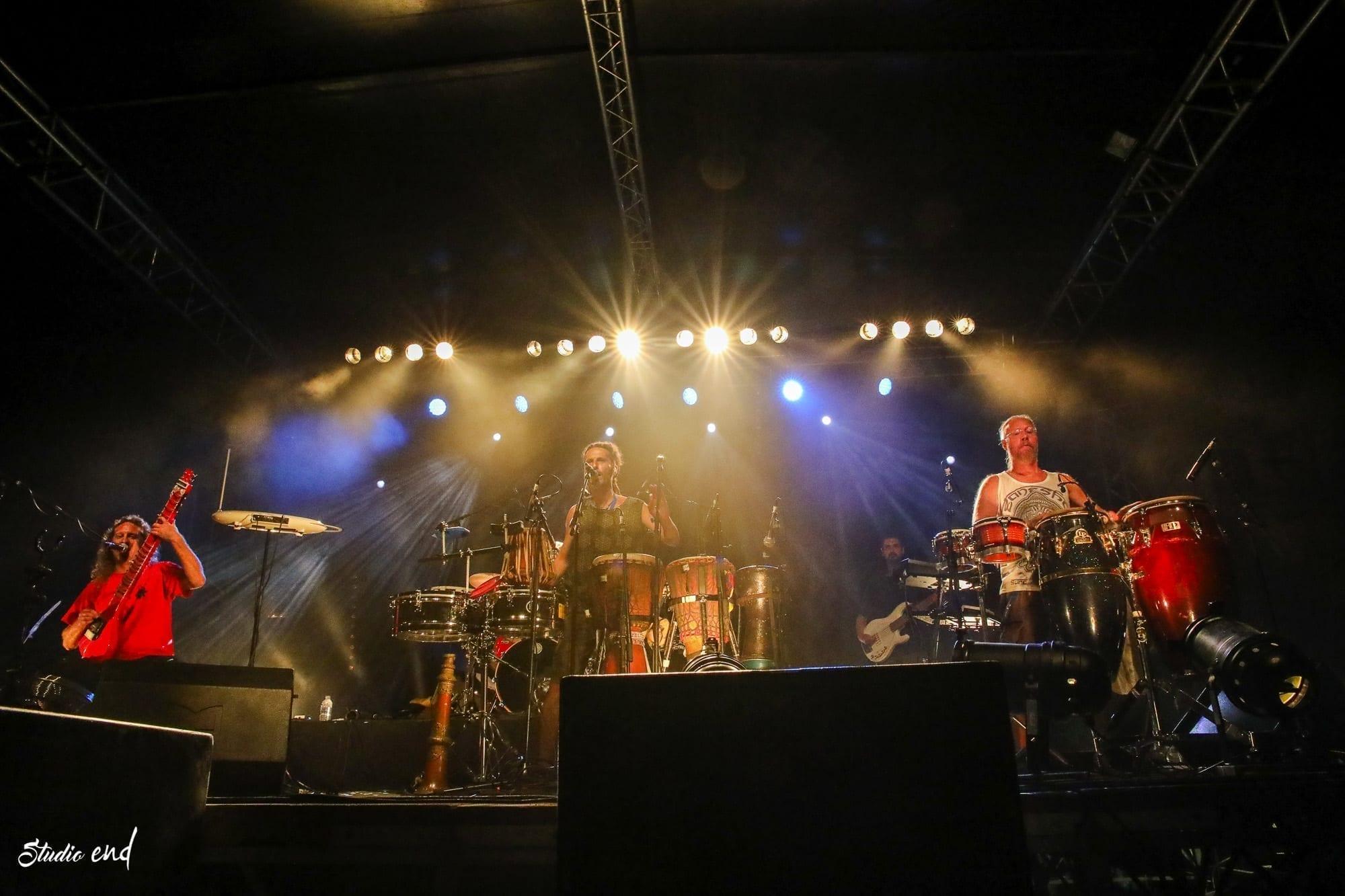 groupe Hilight Tribe en Concert live en Aveyron