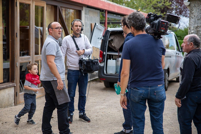 Backstage et vidéos France 3 par Studio End en Occitanie