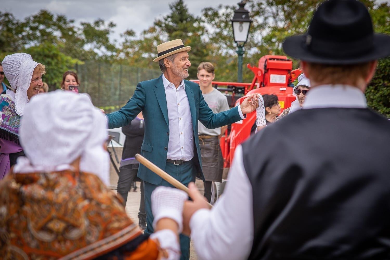 Reportage et vidéo pro, danse folklorique