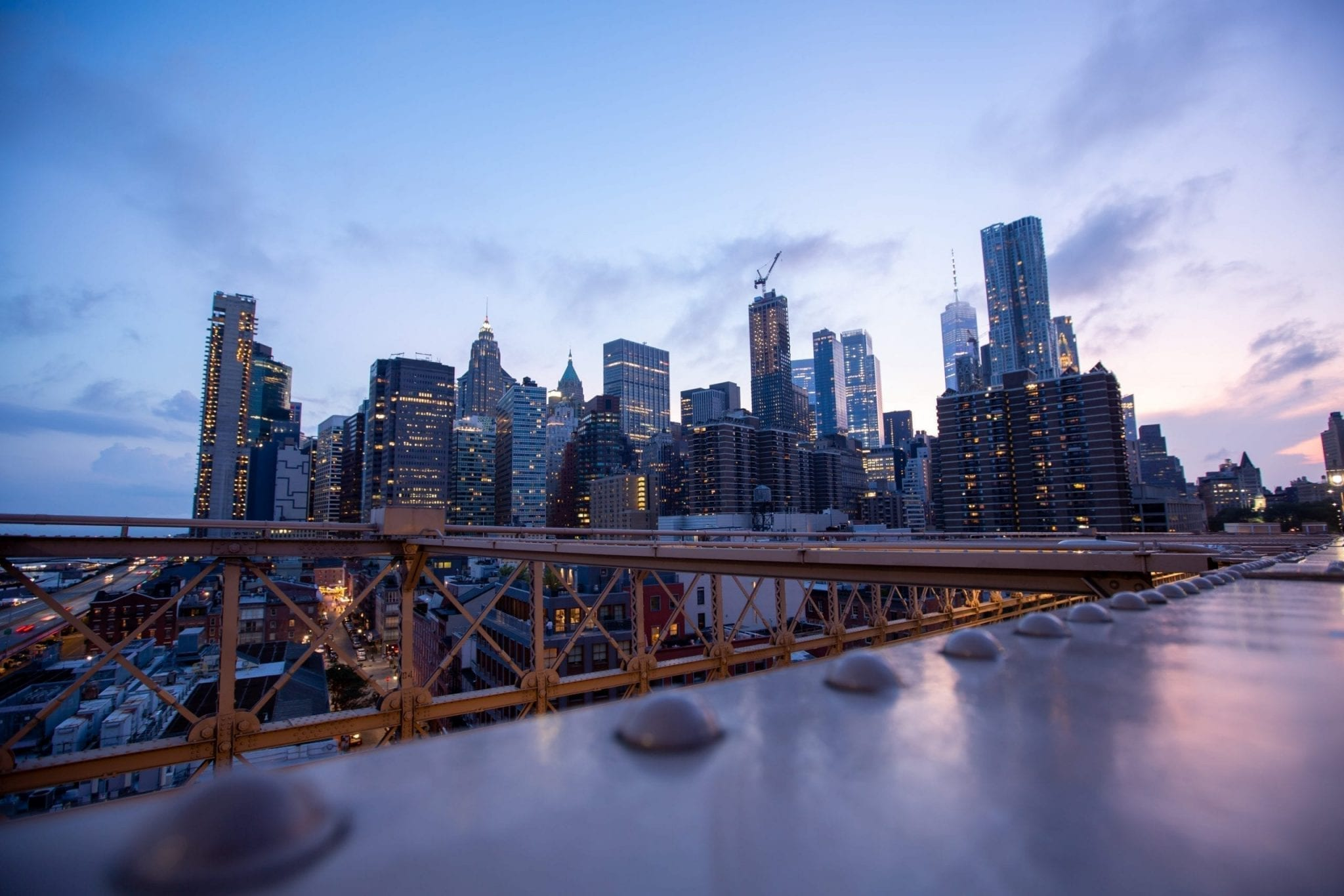 Pont New York, photo et reportage de voyage Studio End