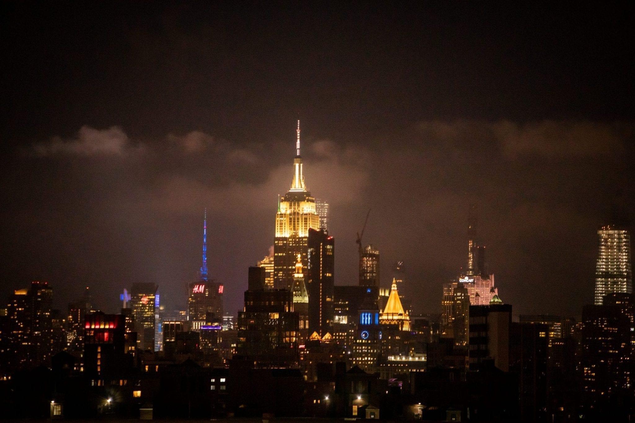 vue drone de New York, photo et reportage de voyage Studio End