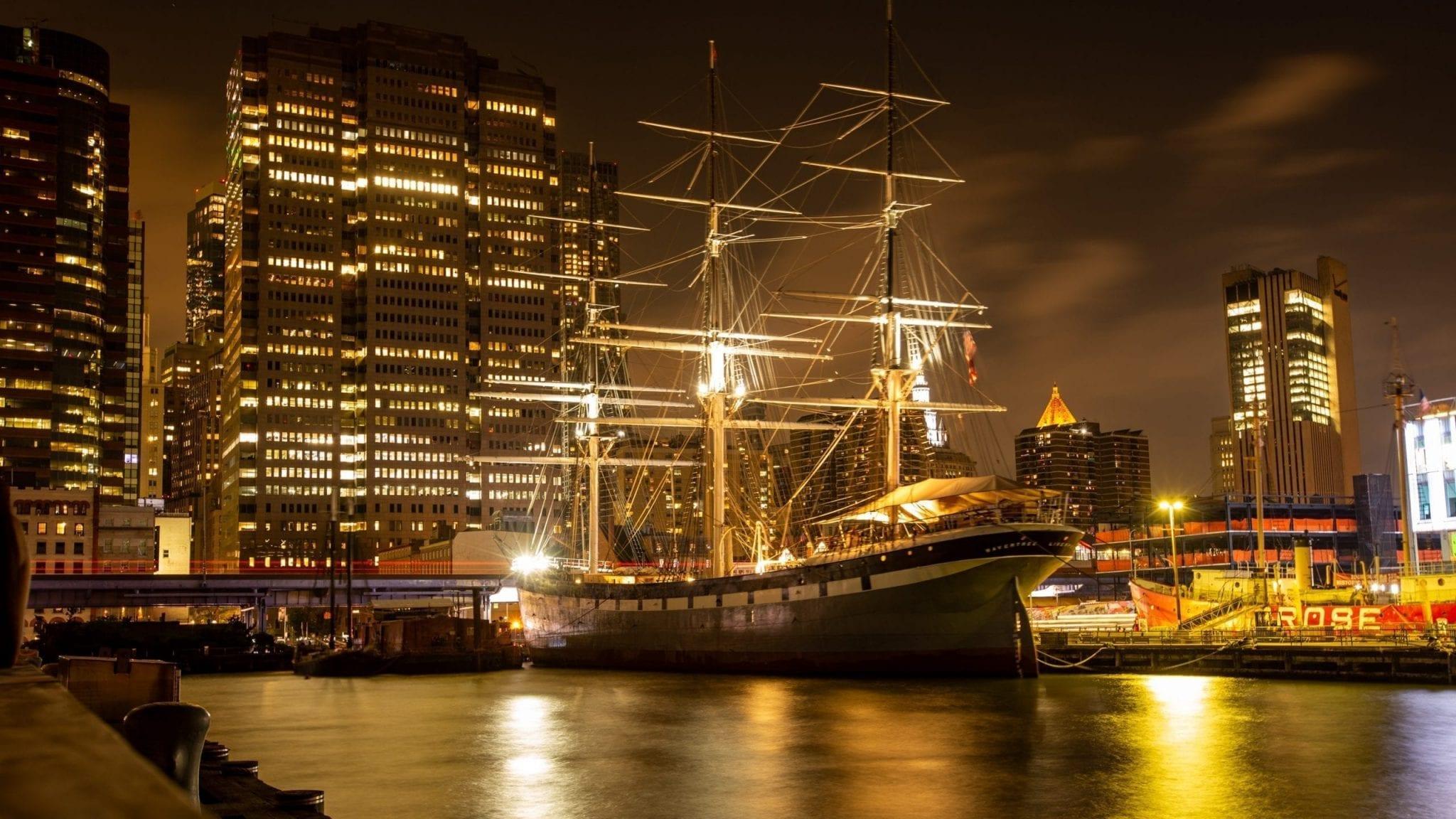 bateau New York, photo et reportage de voyage Studio End