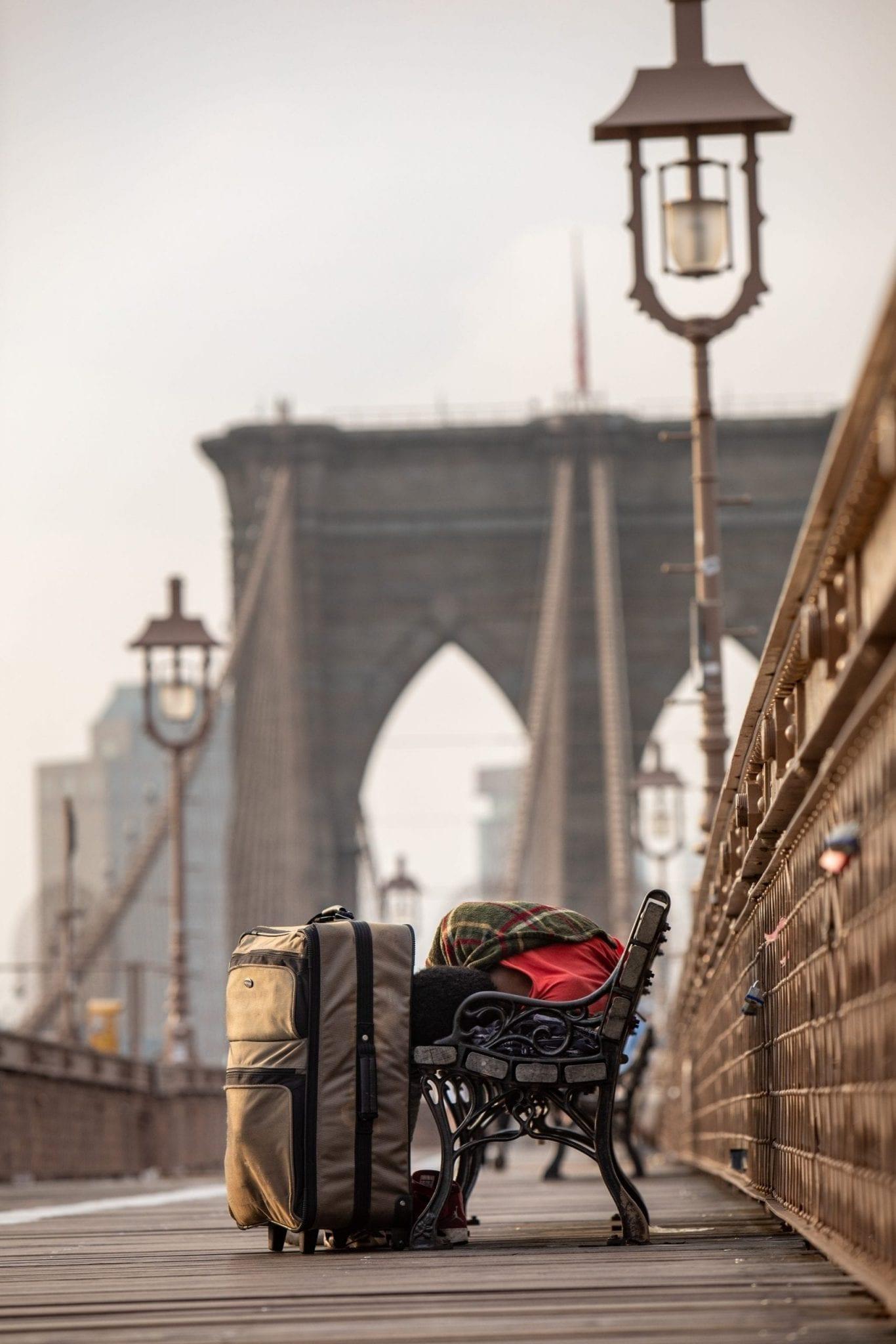 Contraste New York, photo et reportage de voyage Studio End
