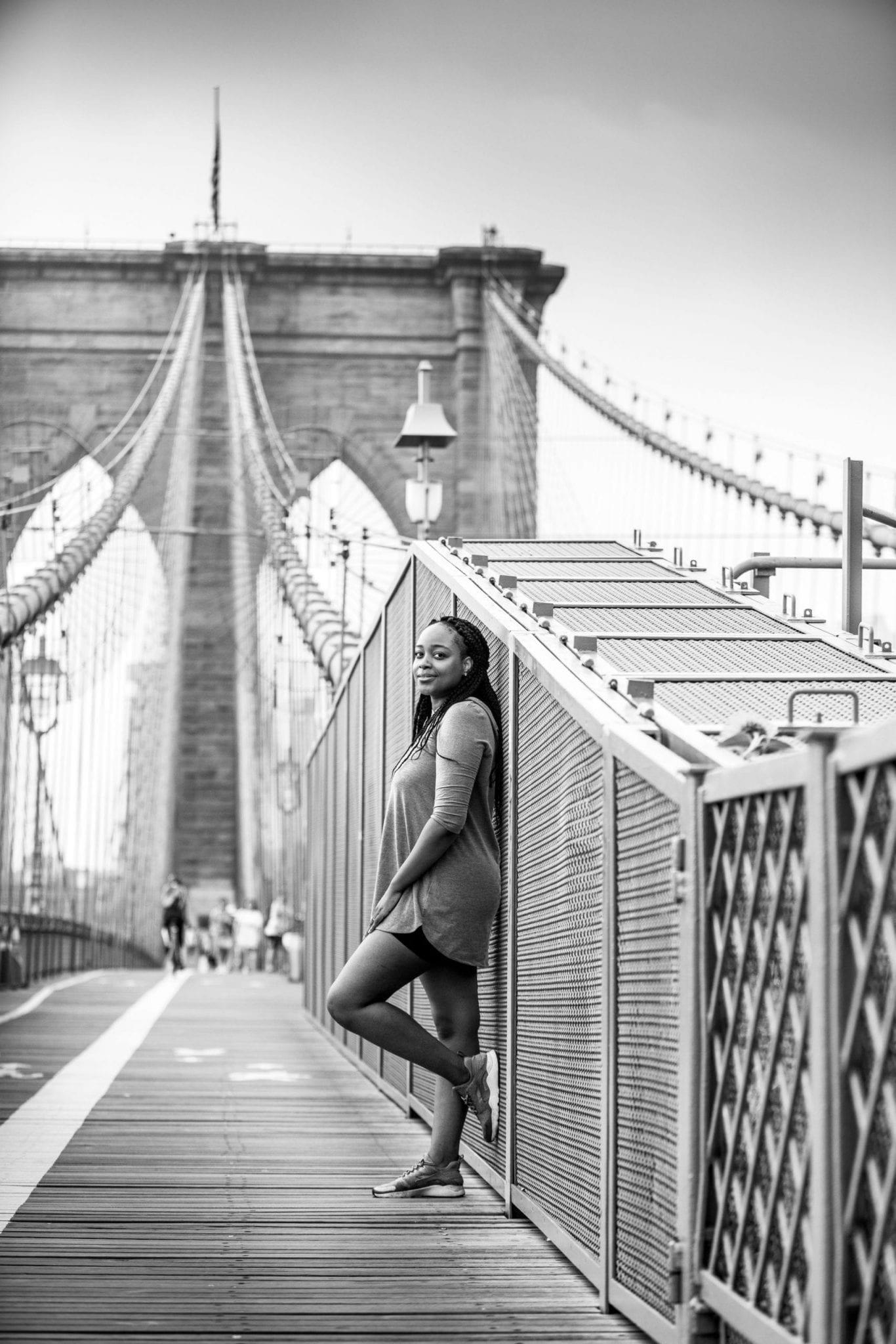 Modèle New York, photo et reportage de voyage Studio End entre Rodez et Albi