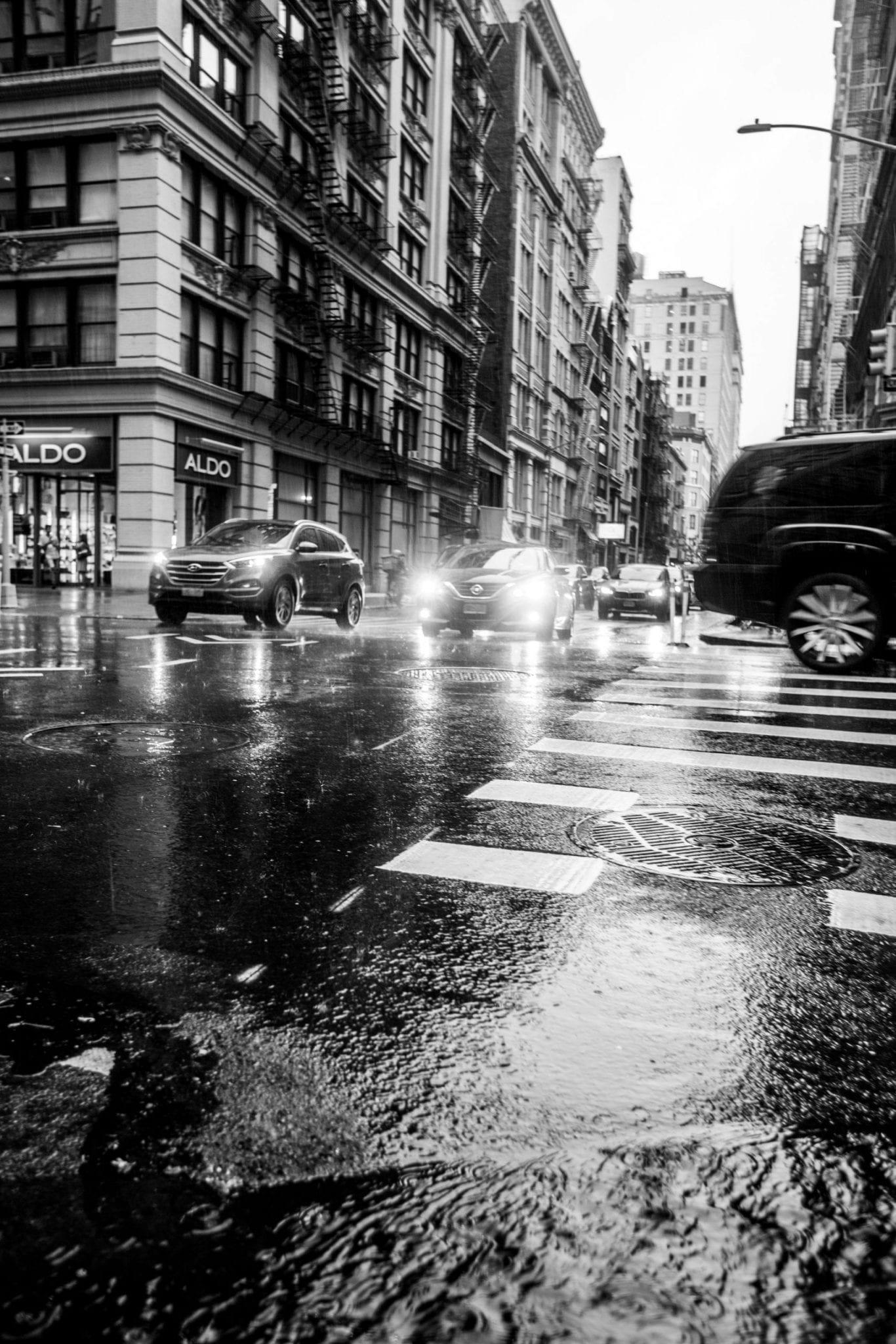 rue New York, photo et reportage de voyage Studio End