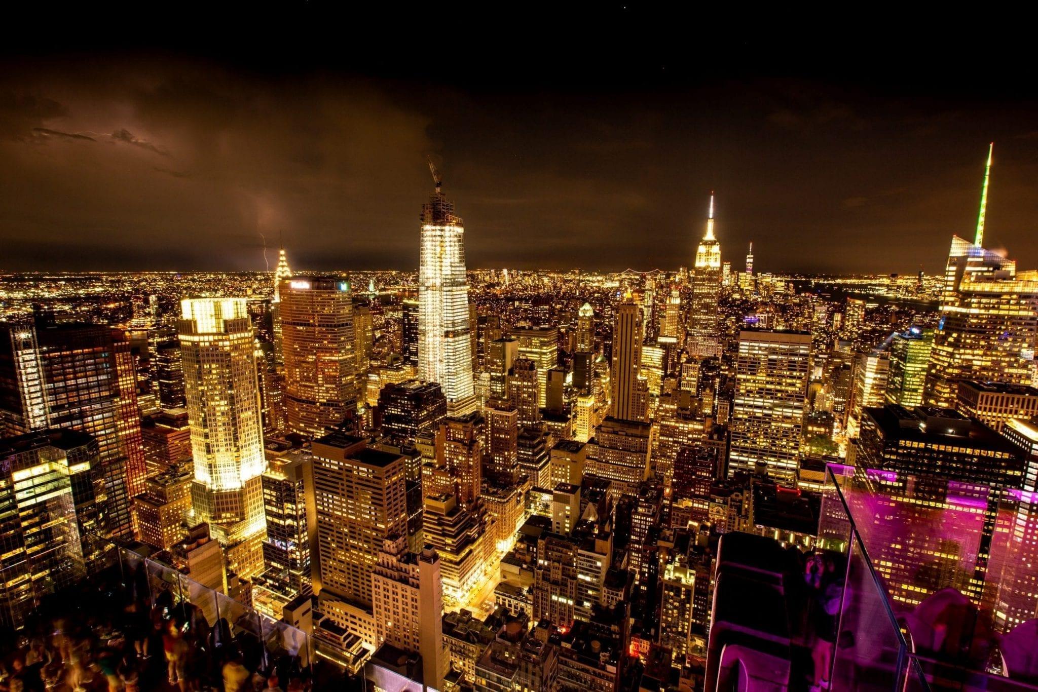 orage New York, photographe et reportage de voyage Studio End
