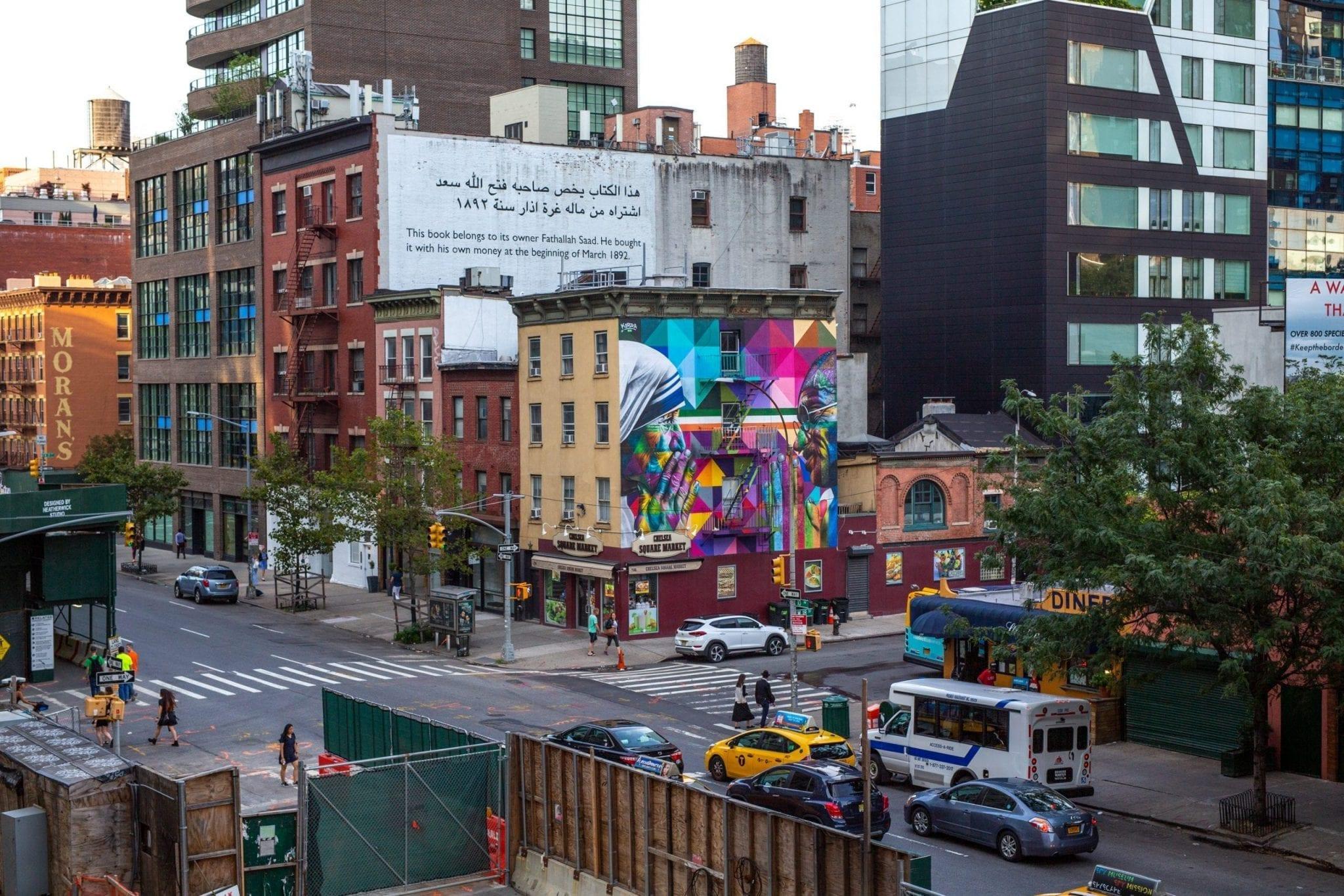 Studio End à New York, Etats Unis, reportage voyage