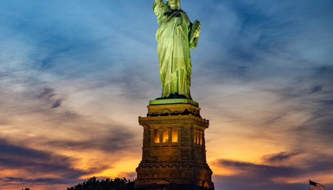 Statue de la liberté, les photographes aveyronnais à la Grosse Pomme