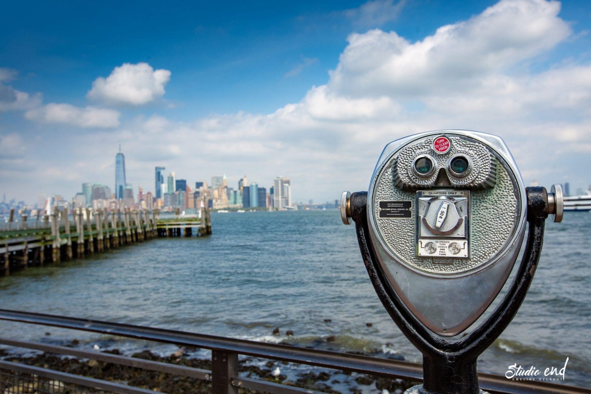 New York, Etats Unis, voyage et prise de vue