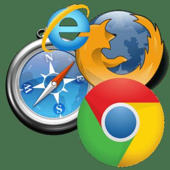 site web compatible avec tous les navigateurs
