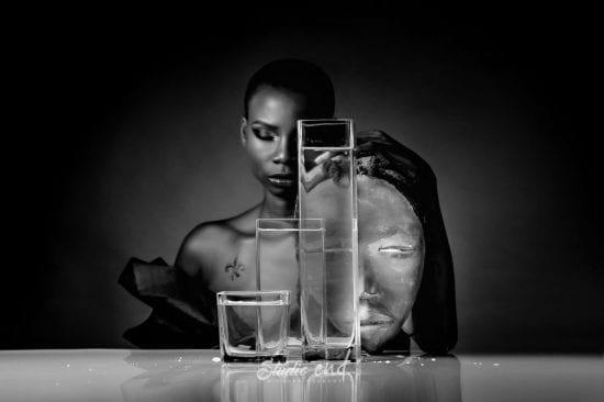 Projet artistique Afrikin, Emeline Delsaut, exposé aux Etats Unis code noir