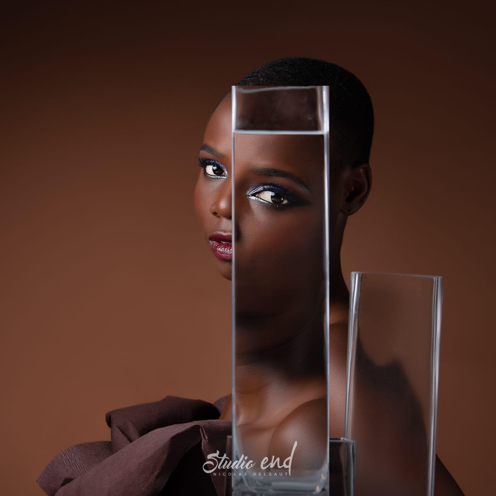 Projet artistique Afrikin, Emeline Delsaut, exposé aux Etats Unis eclat