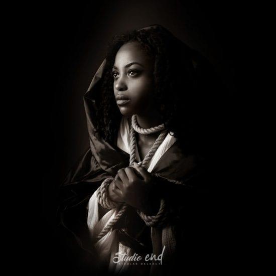 Projet artistique Afrikin, Emeline Delsaut, exposé aux Etats Unis