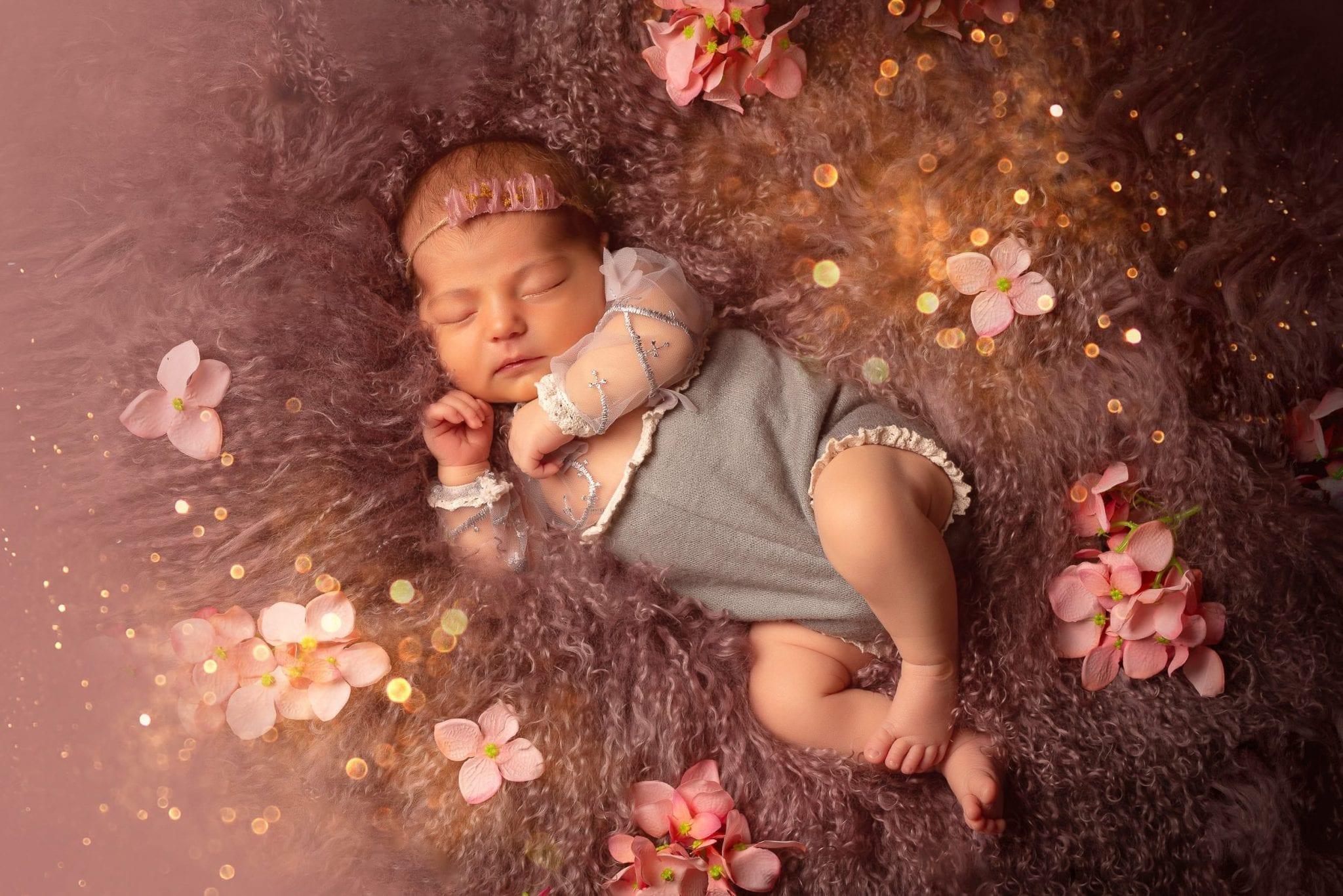 Photographe de bébé, nouveau né originale Aveyron