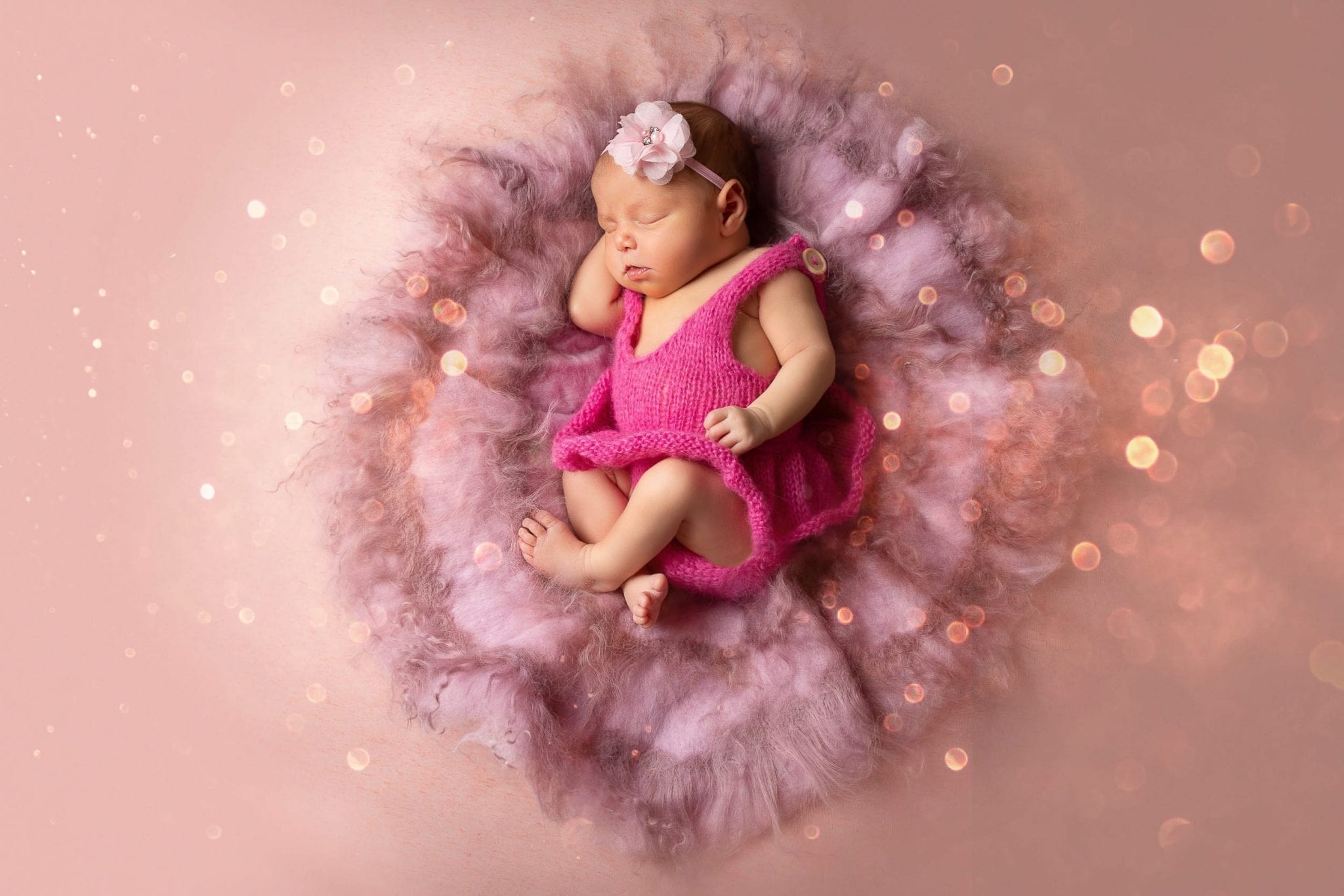 Photographe de bébé, nouveau né originale Albi