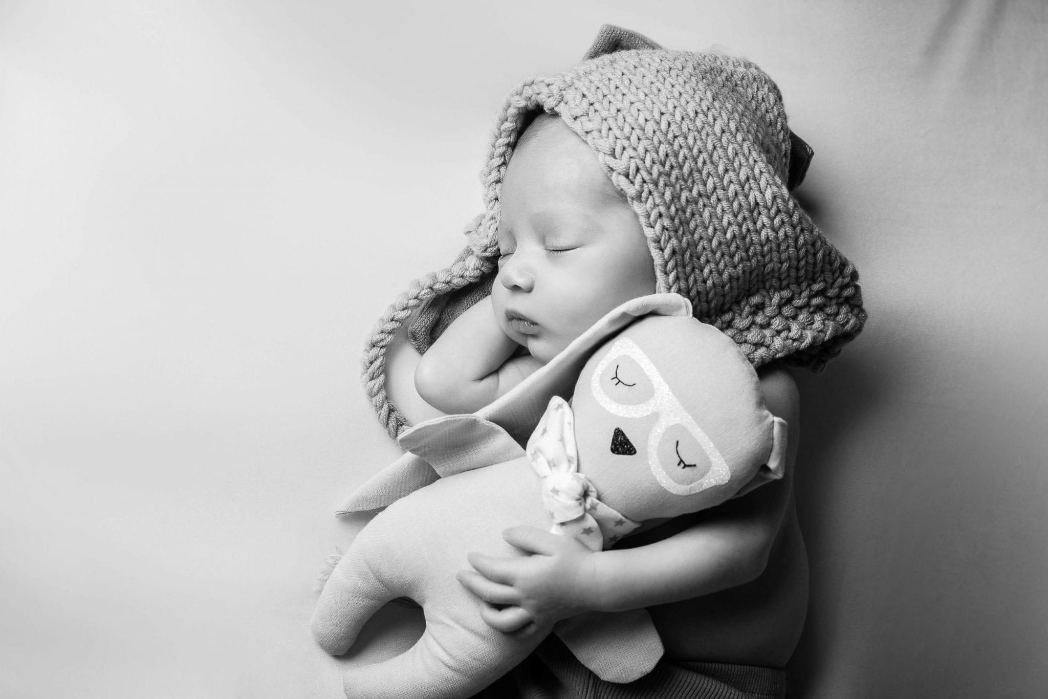 Photographe de nouveau né et bébé Studio End Tarn