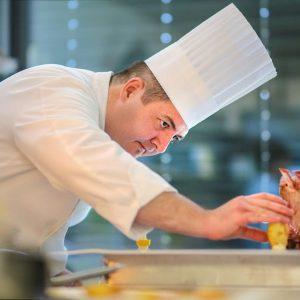 Préparation photographique culinaire dans l'Occitanie