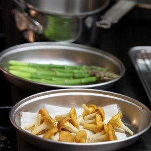 Photo culinaire, cuisine, chefs
