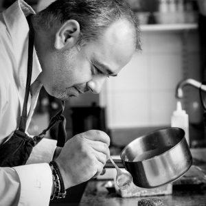 Portrait culinaire d'un chef en Occitanie