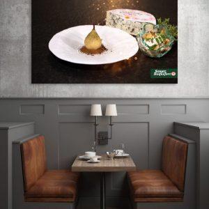 Mise en situation photographie culinaire