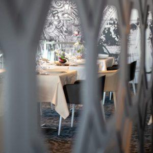 Photo salle de restaurant originale