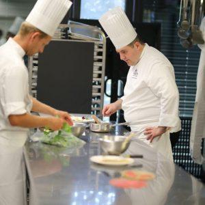 photographe dans les cuisines des chefs de France
