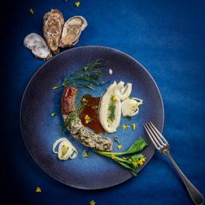 Photographie d'art culinaire