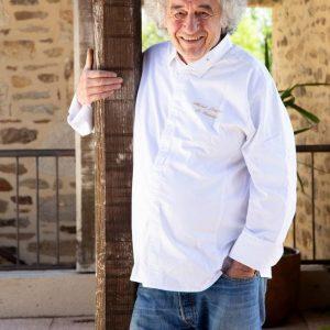 Michel Truchon, chef du restaurant Le Sénéchal