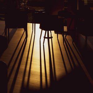 jeu d'ombres et lumières au Suquet