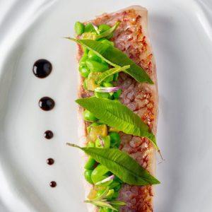 Poisson et cuisine de chef
