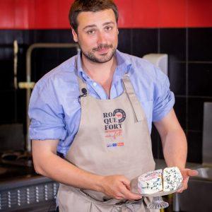 Photographie culinaire et portrait de chefs