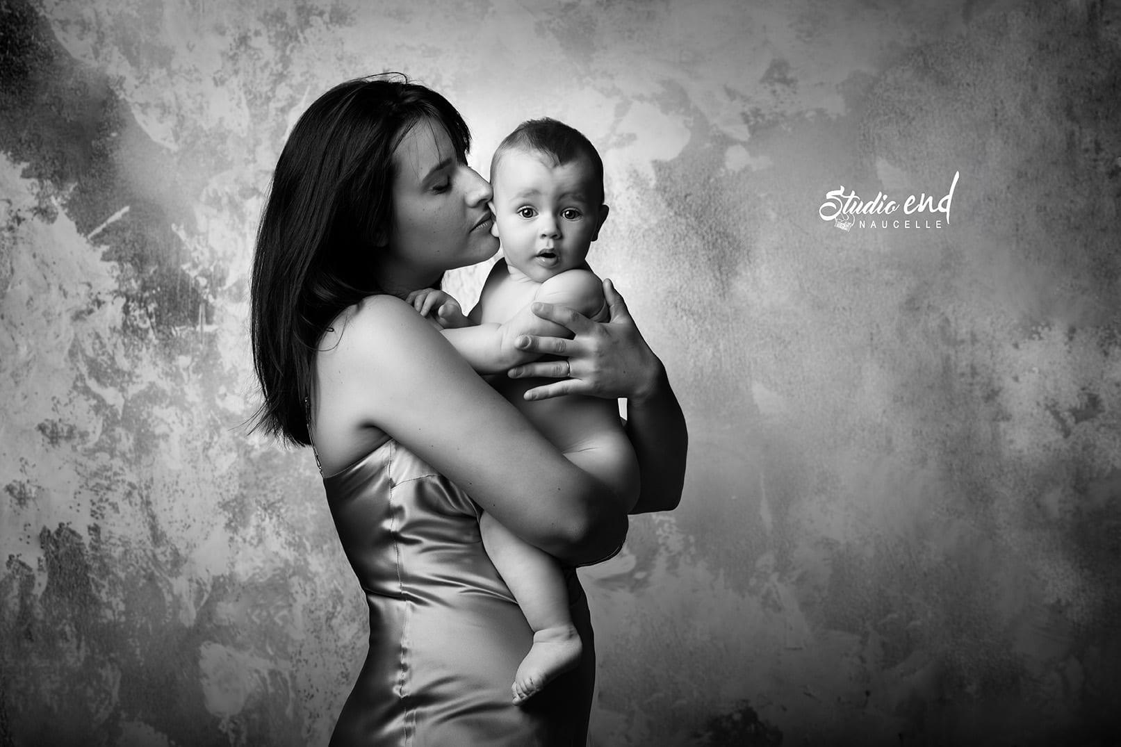 Studio End photographe enfant, bébé, nouveau né
