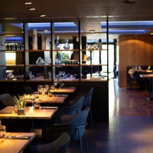 Salle de restaurant Chez Camillou