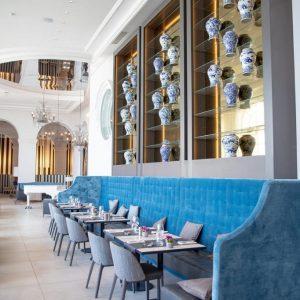 Salle de restaurant en Occitanie