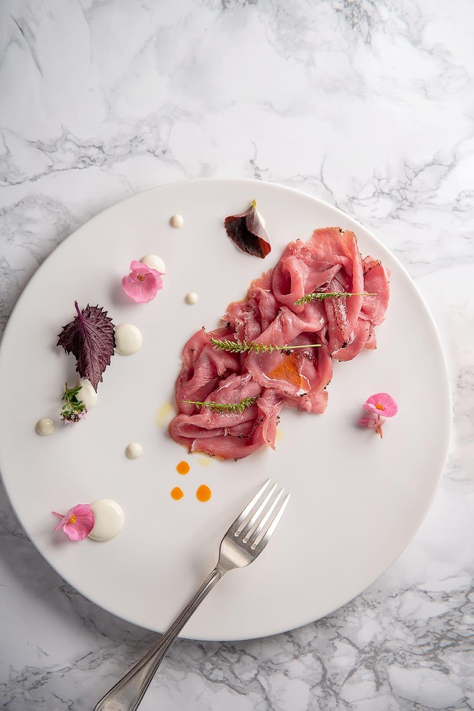 Photo cuisine gastronomique à Rodez et Albi